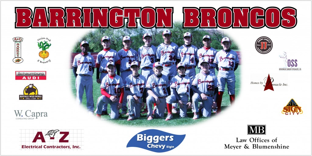 Barrington Broncs
