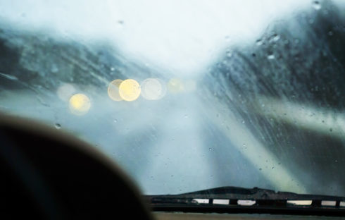 Accidents- Bad weather Driving