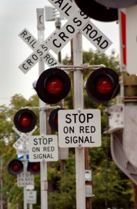 Railroad Crossing - Accidents