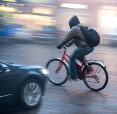Bicycle and Vehicle Collisions
