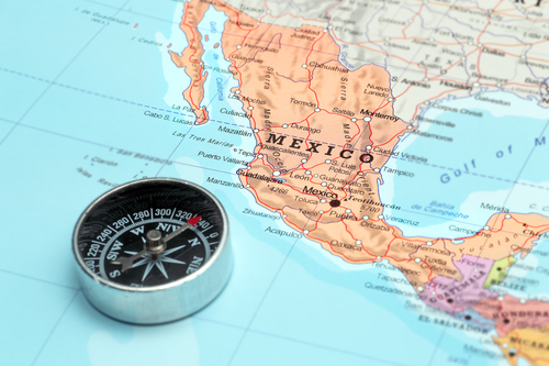 traveling, working in mexico