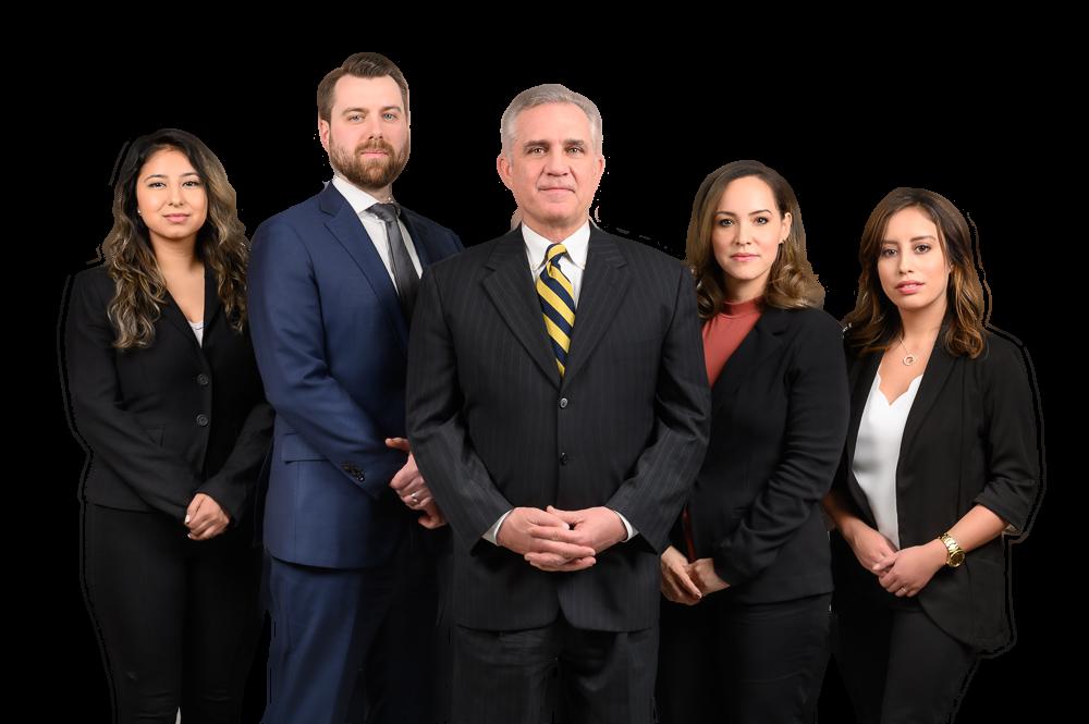 Blumenshine Law group team