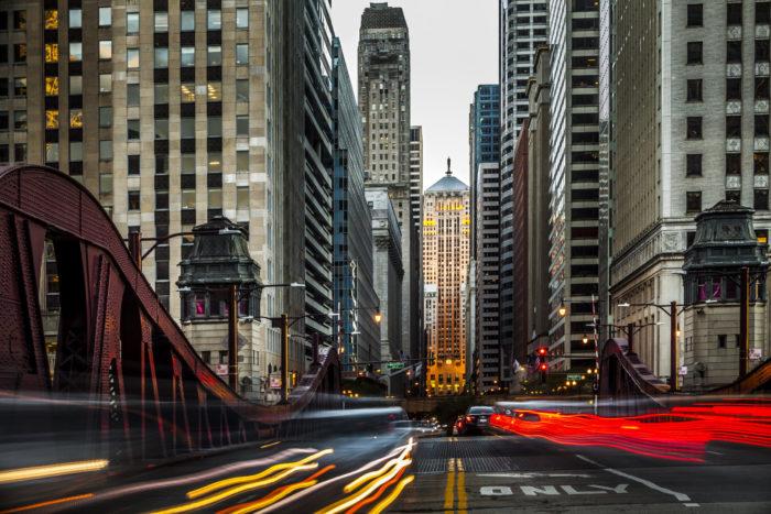 traffic Chicago